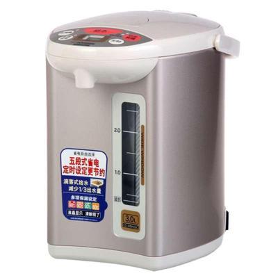 象印(zojirushi)保温瓶电热水壶微电脑热水壶不锈钢图片