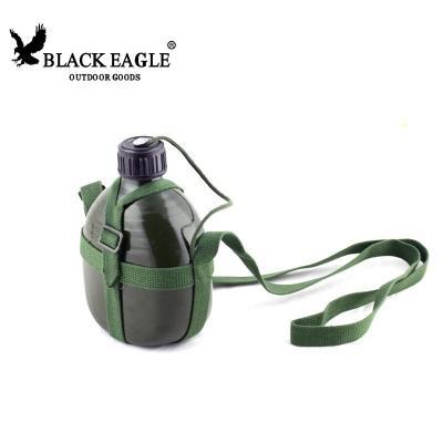 black eagle/黑鹰 加厚军壶复古怀旧铝制水壶老年儿童学生军训老式
