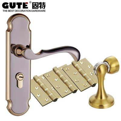 欧式门锁室内卧室房门锁卫生间执手锁具