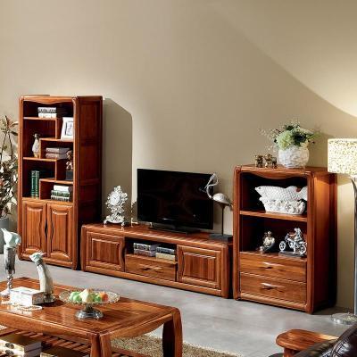 雅居格美式乡村田园欧式实木电视柜