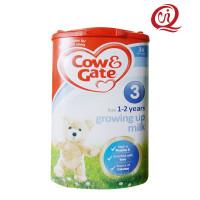英國牛欄(cow&gate)嬰幼兒奶粉3階段原裝進口/900g/罐