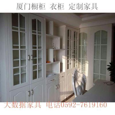 厦门大数据家具 定制家具 酒柜橱柜衣柜环保多层板密度板生态实木芯板