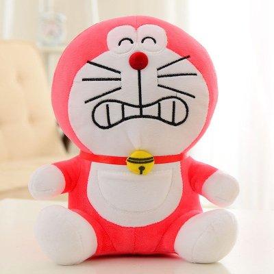 可爱机器猫玩偶超萌叮当猫布娃娃送闺蜜男女朋友创意