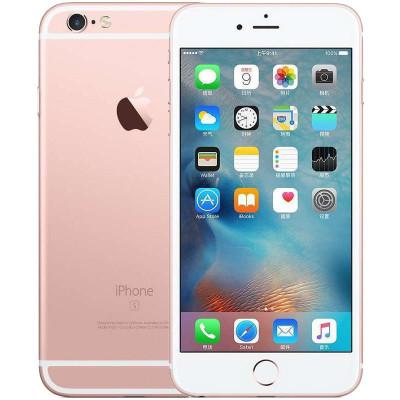 Apple iPhone 6s 16GB 玫瑰金色 移动联通电信4G手机