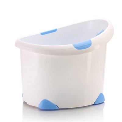 加厚儿童塑料浴桶婴儿洗澡盆
