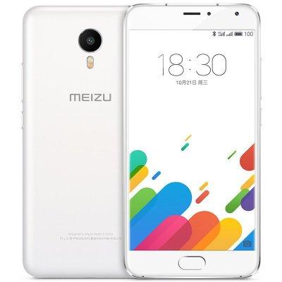Meizu/魅族 魅蓝metal 16G 白色 电信版4G