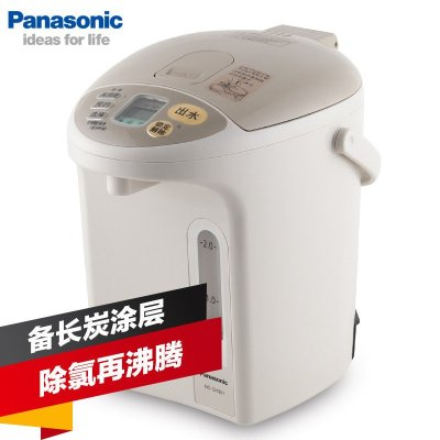 松下NC-CH301 3L电水瓶¥498,(满499-50,叠加金账户)