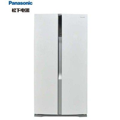 松下Panasonic NR-W56S1-W 561升对开门冰箱  ¥8599