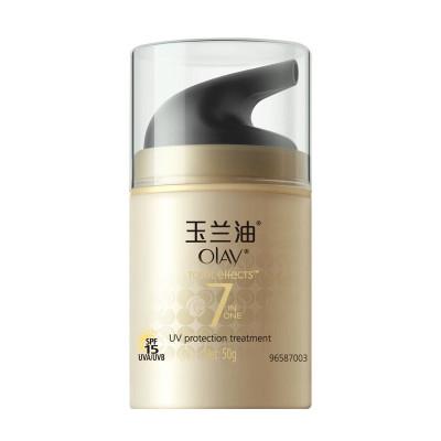 OLAY 玉兰油 多效修护防晒霜(50g、SPF15)