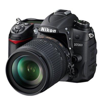 尼康 数码单反相机 D7000 KIT 售价¥7399-100=7299