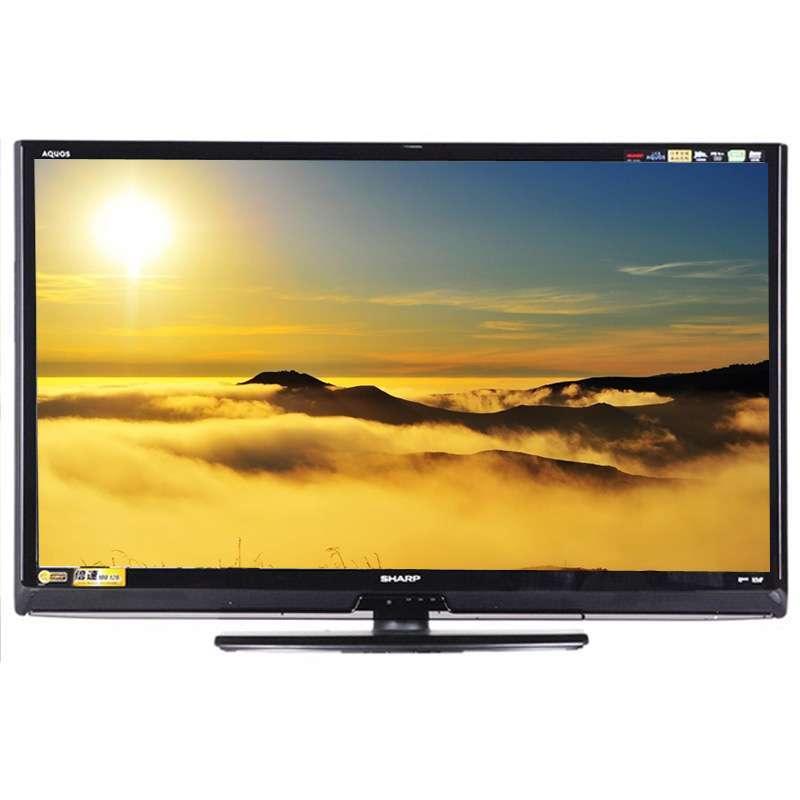 钓鱼岛是中国的:SHARP 夏普 LCD-40LX530A 40英寸LED电视