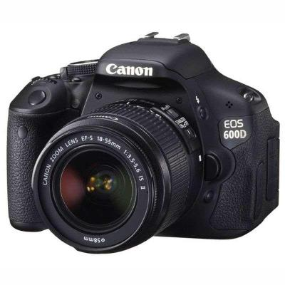 anon 佳能 EOS 600D 单反相机 (EF-S 18-55IS Ⅱ)套机 ¥3399