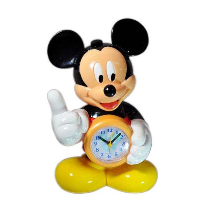 迪士尼米奇3d立体高级造型音乐闹钟df780405a-1