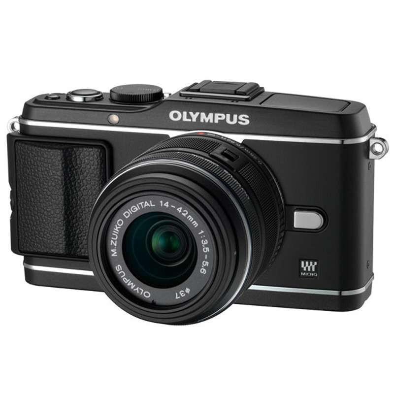 再降价:OLYMPUS 奥林巴斯 E-P3 微单套机(14-42mm镜头)