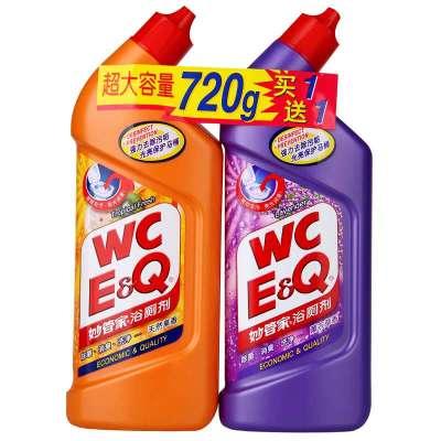 MAGIC AMAH 妙管家 E&Q 浴厕 清洁剂 720g*2