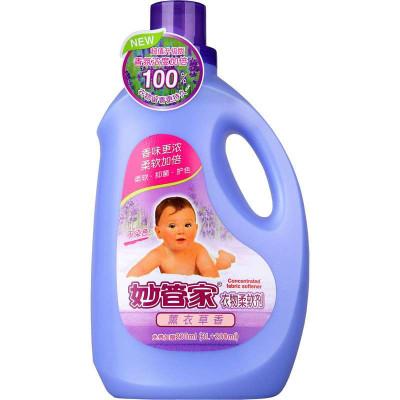 妙管家 衣物柔软剂 3.6L