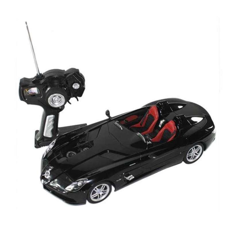 星辉遥控车模1 12奔驰sls迈凯轮 黑高清图片
