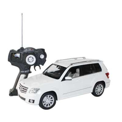 星辉遥控车模1 14奔驰glk 白 高清图片