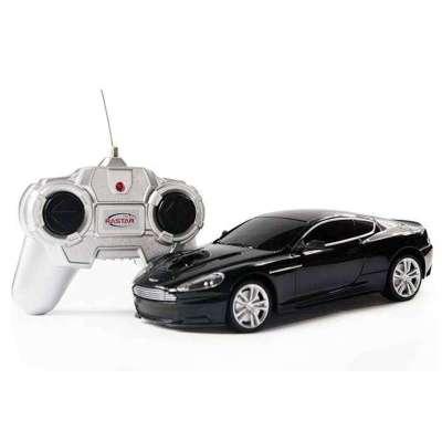 星辉遥控车模1 24阿斯顿马丁 2010dbs 黑高清图片