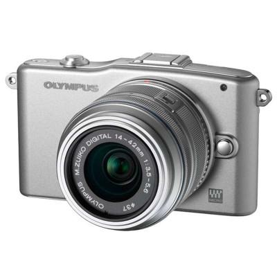 国行新低:OLYMPUS 奥林巴斯 E-PM1微单套机(标配14-42mm镜头)