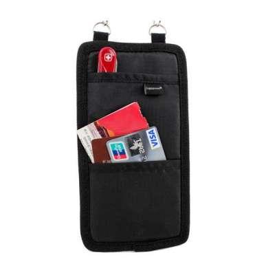 LuggageRoom 行李房 LCB101101 证件袋(黑色)