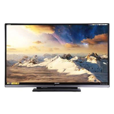 再降价 夏普 SHARP LCD-60LX540A 60英寸 全高清 智能LED液晶电视 7499元(双重优惠后 即7299元)