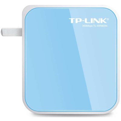 TP-LINK TL-WR800N 300M 迷你型 无线路由器 ¥85
