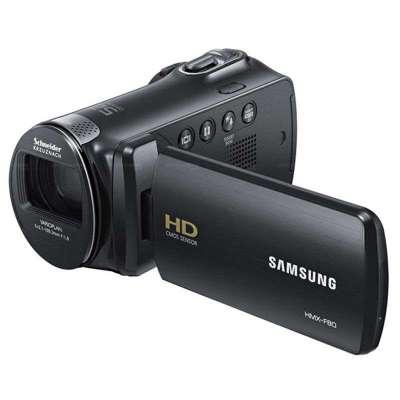 SAMSUNG 三星 HMX-F80 数码摄像机(52倍光变、720p)