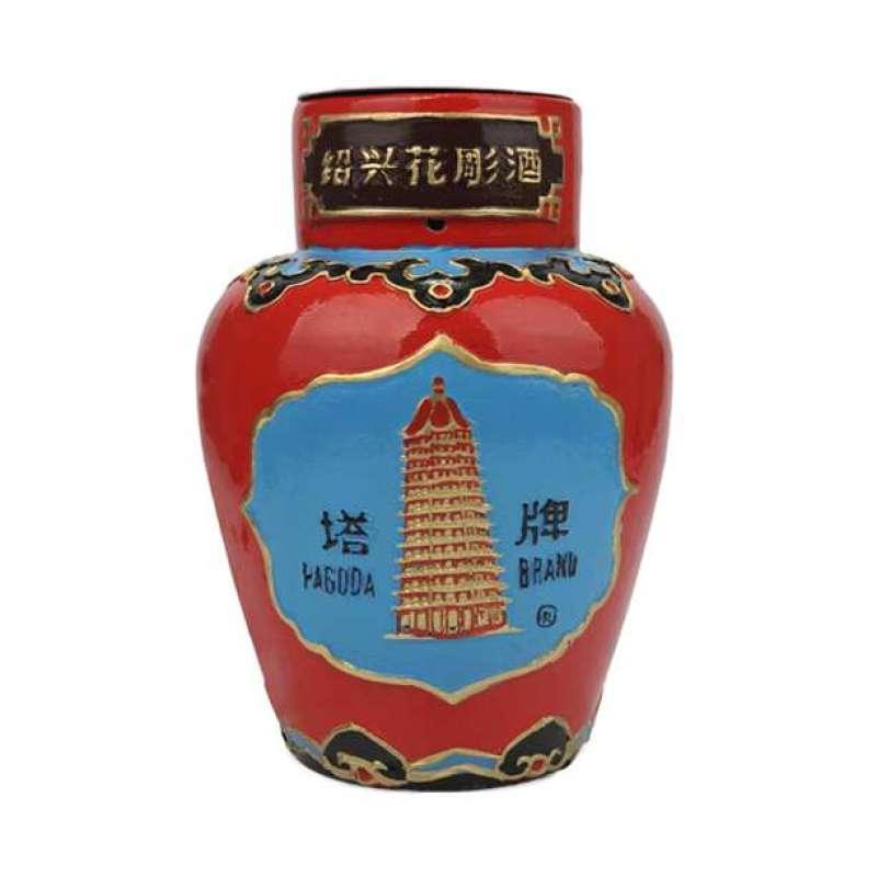塔牌 三十年陈酿 黄酒花雕酒(元代扁壶)