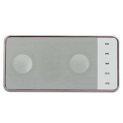 苏宁/熊猫数码音响播放器DS/130 紫插卡音箱立体声收音机...
