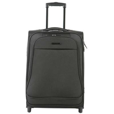 外交官拉杆箱DE-1519B黑色25寸拉杆箱 ¥499 下单对折=¥249.5