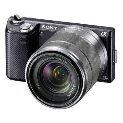 没有最低只有更低:SONY 索尼 NEX-5NK 微单套机(18-55mm)