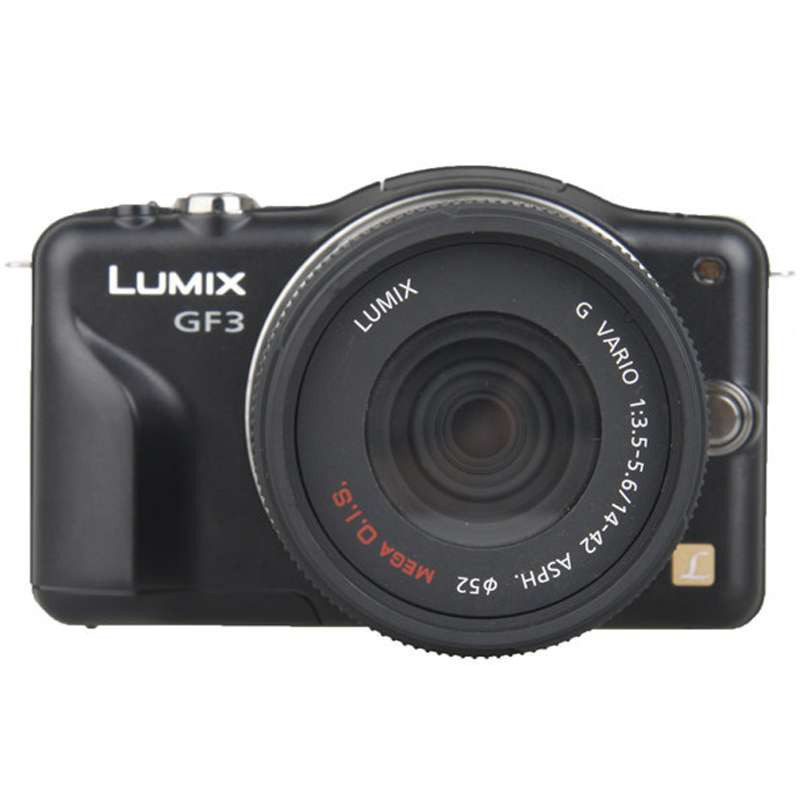 女友三号 松下GF3微单相机 配14-42镜头 苏宁易购2699元包邮
