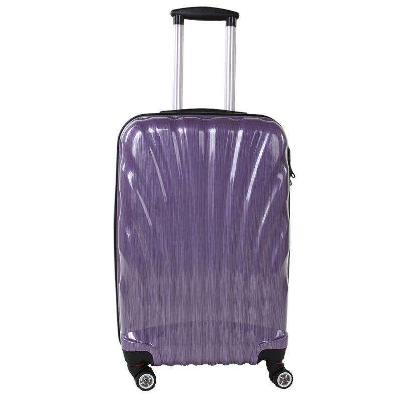 花花王子拉杆箱pc2003201-20紫