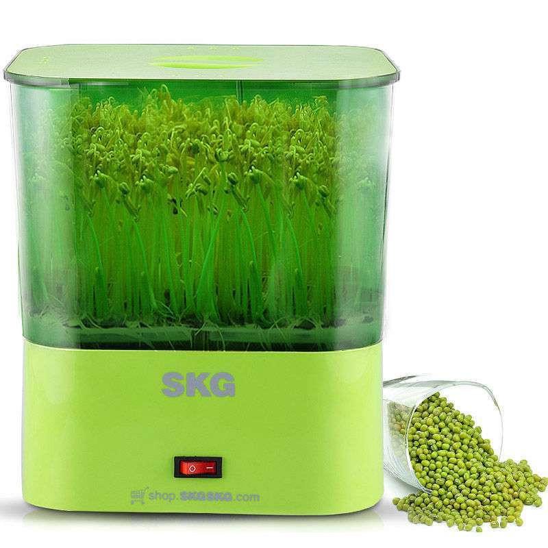 SKG3006等四款家用自动豆芽机参加0元购,其中智能恒温无需看管3006 ¥168