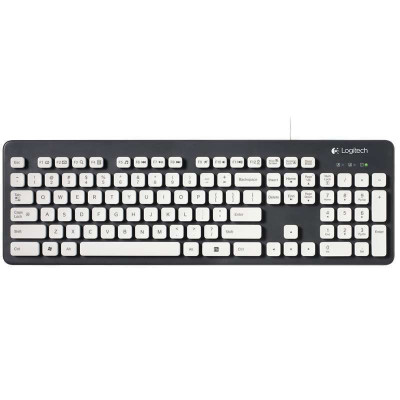 Logitech 罗技 K310 有线水洗键盘 99元包邮