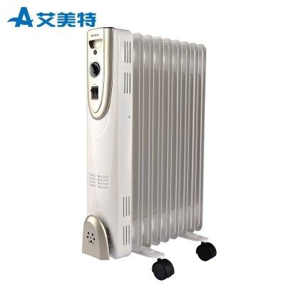 Airmate艾美特HU907-W电热油汀电暖器¥259