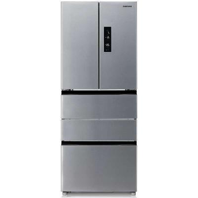 高端秀:SAMSUNG 三星 BCD-410DPISL1 五门冰箱(智能变频、410升、4种储藏室)
