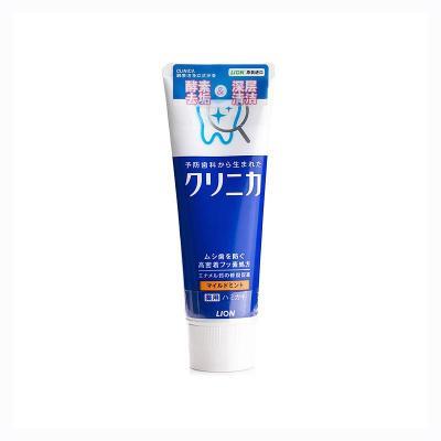 狮王CLINICA酵素洁净立式牙膏(清新薄荷)¥42,返券¥42