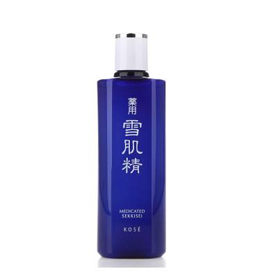 KOSE 高丝 药用雪肌精化妆水 200ml 199元(双重优惠后 89元 另有129元乳液)
