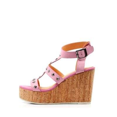 磨砂牛皮凉鞋ys2088