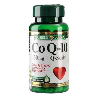Nature's Bounty自然之宝 Q-Sorb Co Q-10辅酶 50mg售价¥98