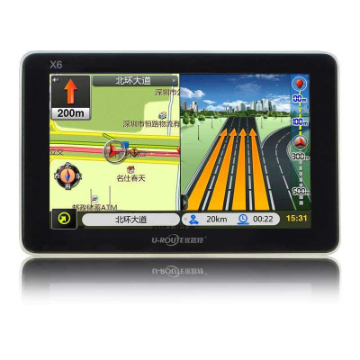 优路特 X6 GPS导航仪
