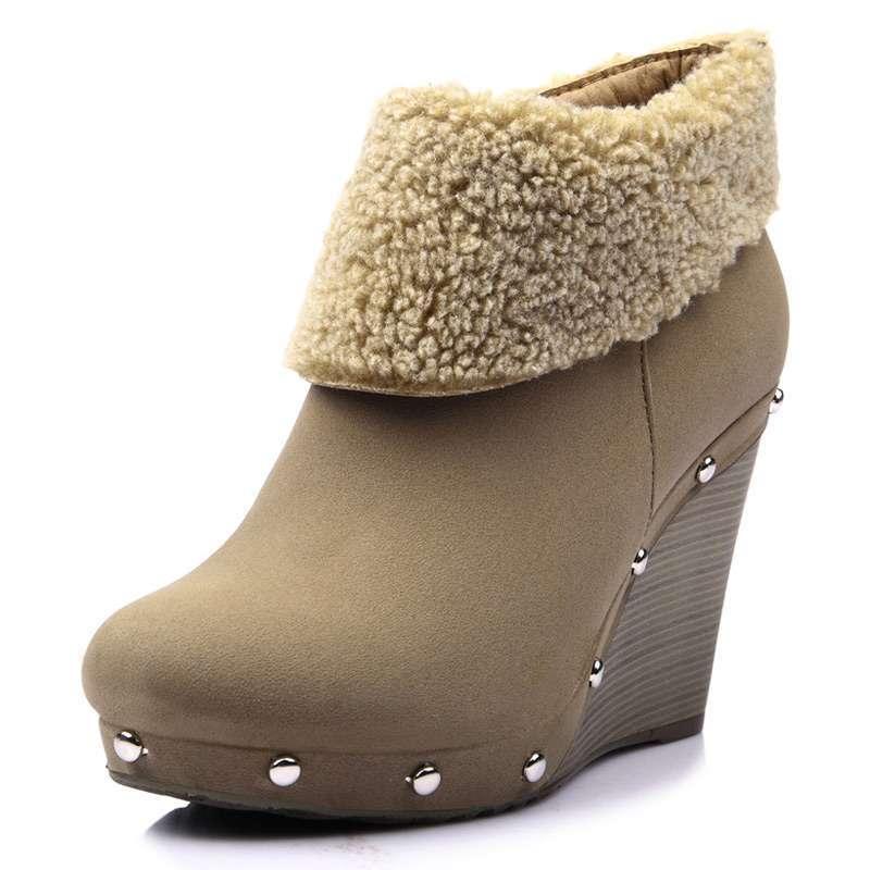 秋季短靴女靴子cl23