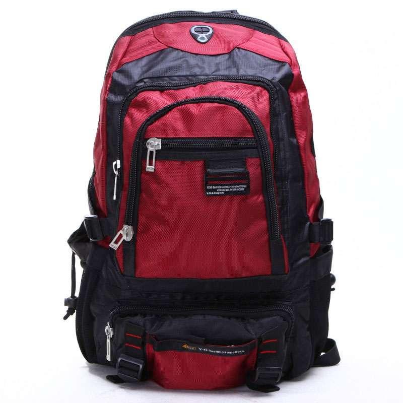 双肩背包9109红色