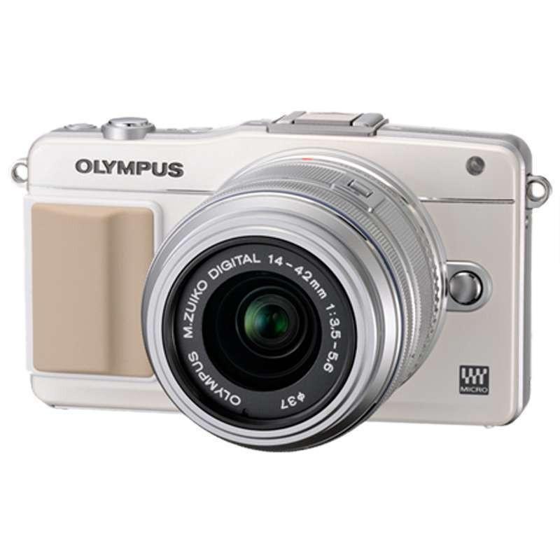 无需日淘,Olympus奥林巴斯 E-PM2微单相机 带14-42mm镜头
