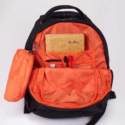 美旅箱包americantourister商务电脑双肩包y85*