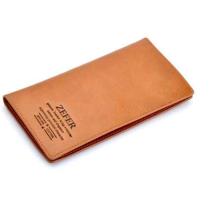 ZEFER  EZ030-21  长款男士钱包