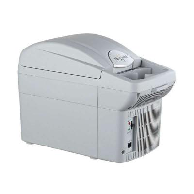 婷微 CB-08B 车载冷热箱 银白 300元(下单减100 用20元券 返180元券)