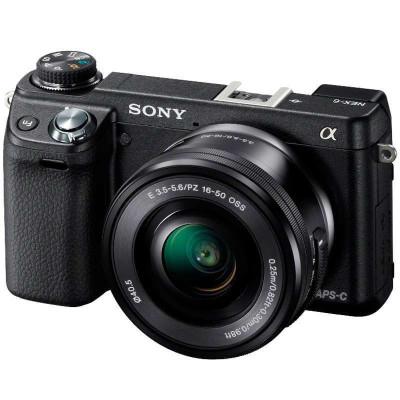 索尼 微单相机 NEX-6L/BQ CN2+SF-16N4/T2  ¥3630